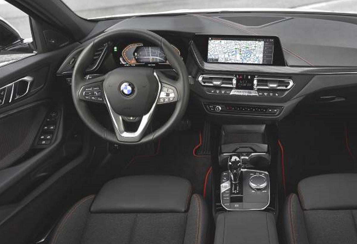 BMW lanceert derde generatie 1-Reeks: rijden in luxe