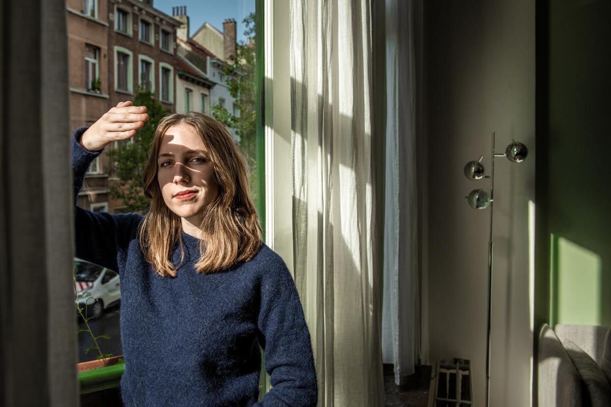 StuBru-stem Michèle Cuvelier: