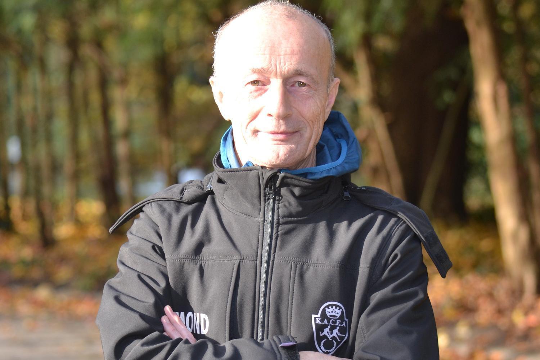 Raymond Van Paemel, sinds 2008 trainer van Koen Naert. (foto TVB)