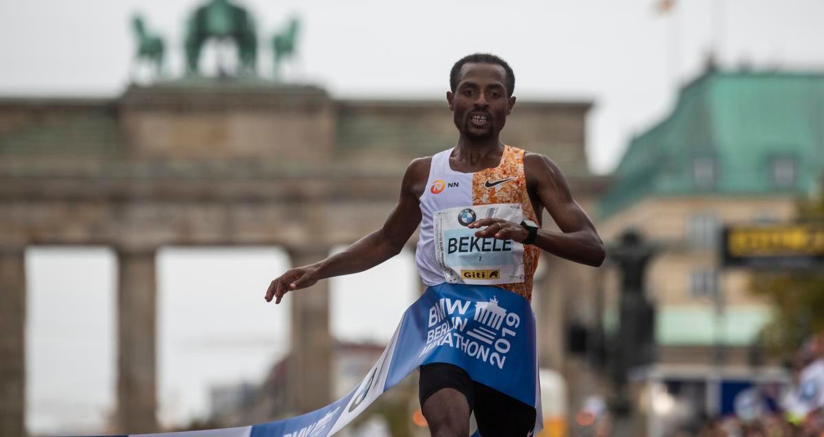 Kenenisa Bekele. (foto AFP)