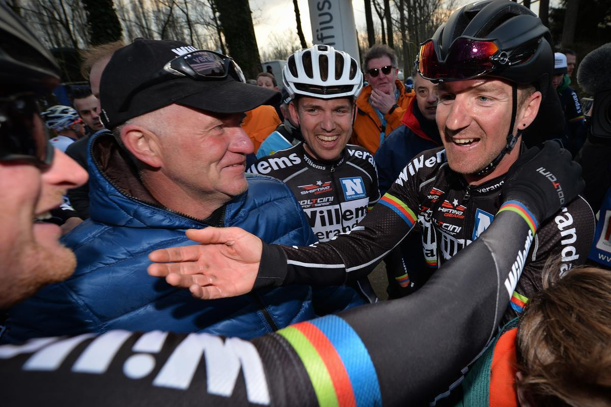 Yves Lampaert boert (met voorsprong) best