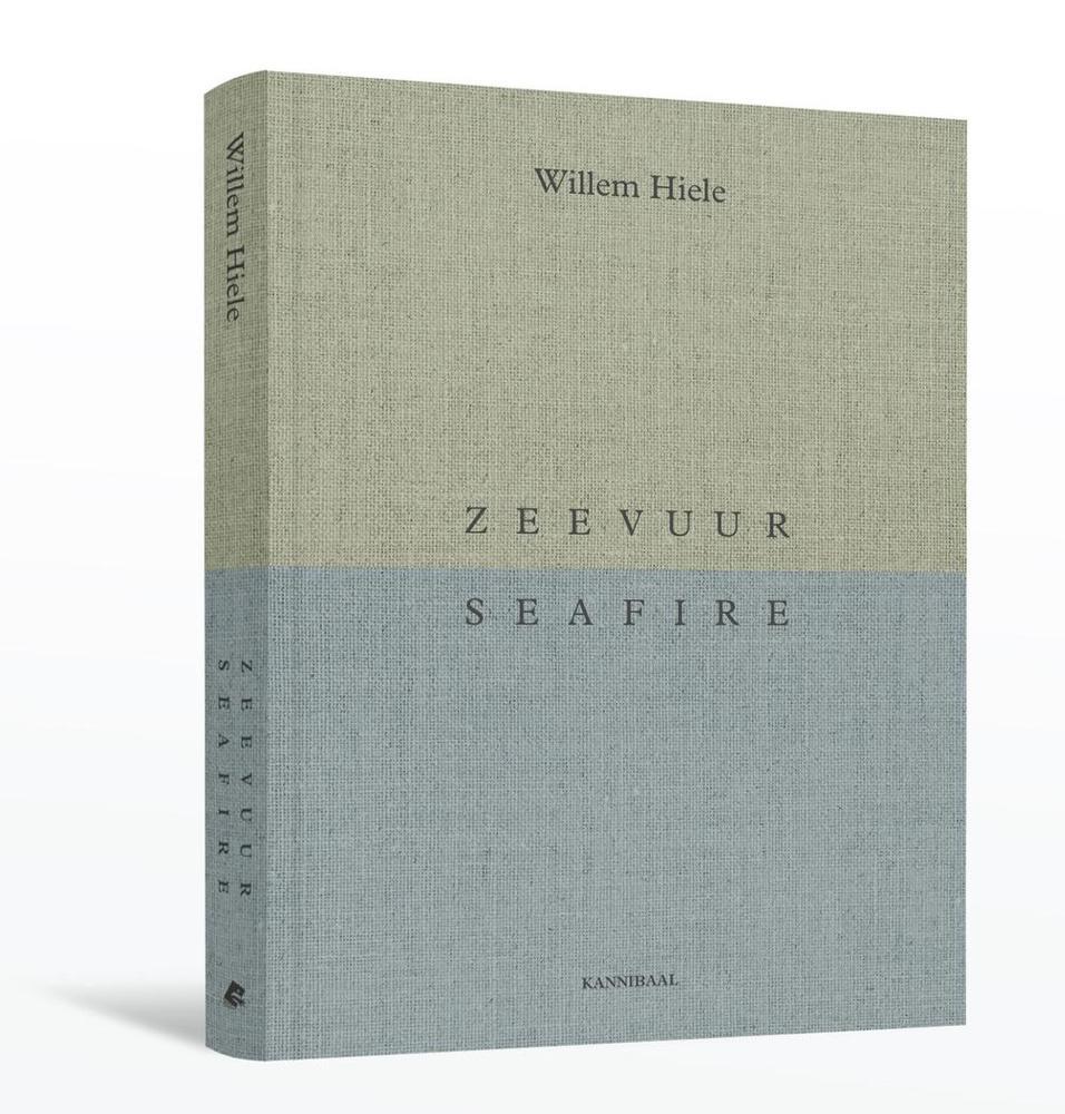 'Zeevuur', uitgeverij Kannibaal, 284 blz., 55 euro.