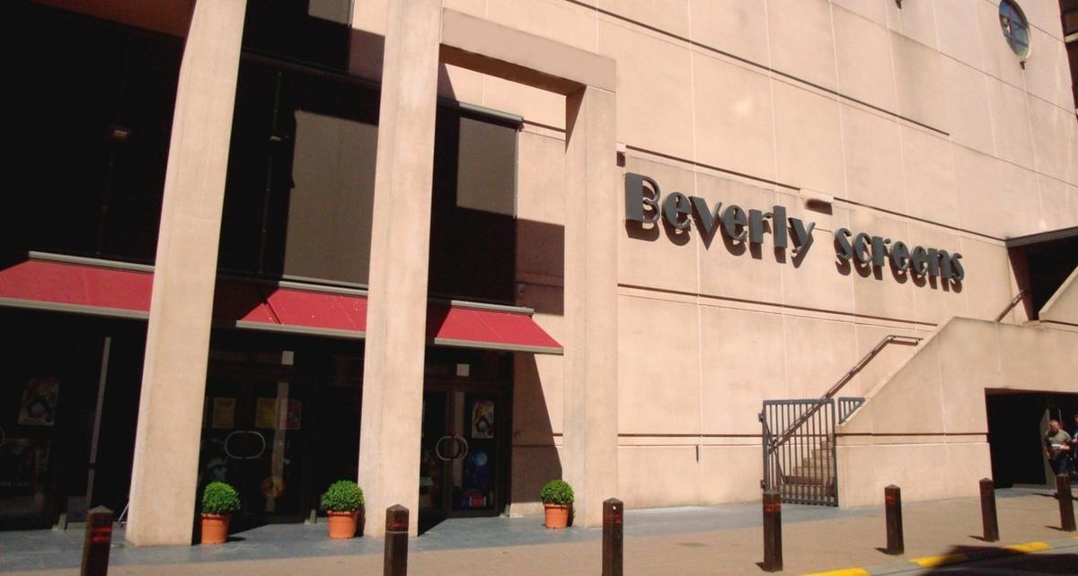 Beverly Screens in Knokke. (GF)