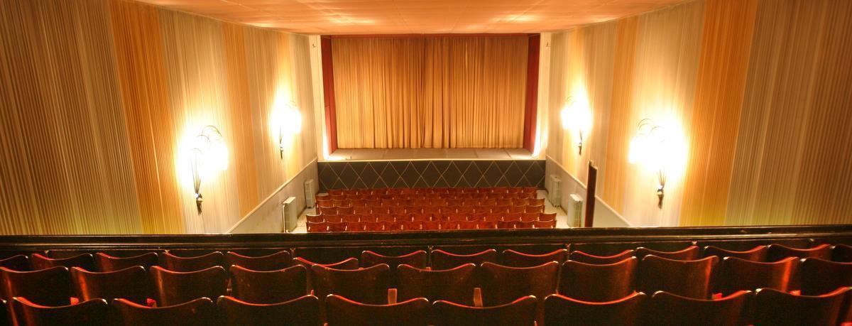 Cinema De Keizer in Lichtervelde blijft deze zomer gesloten. (Foto Westtoer)