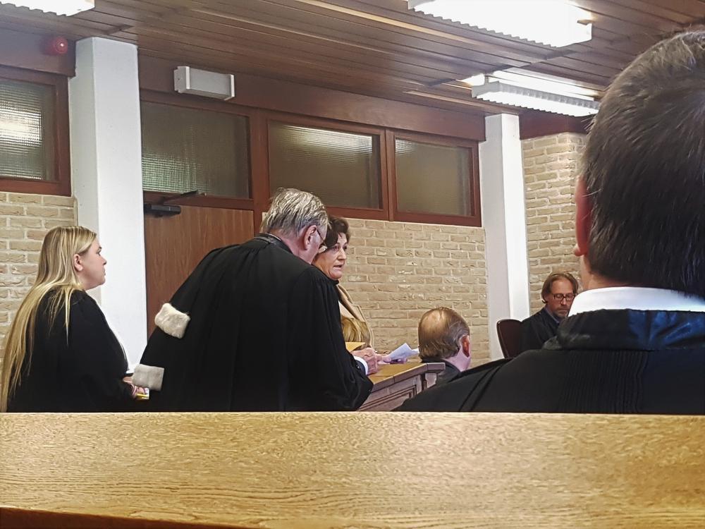Woorden van weduwe na dodelijk ongeval gaan door merg en been op politierechtbank