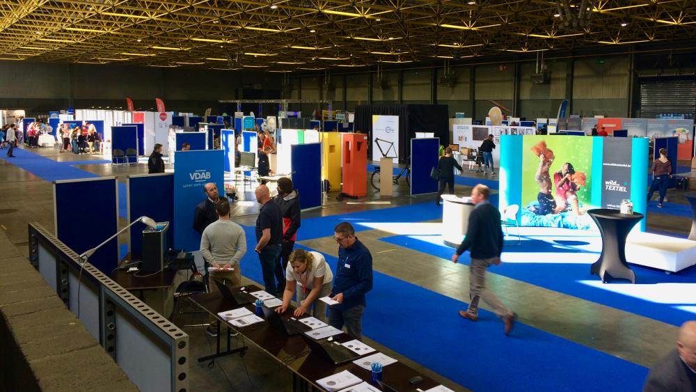 650 West-Vlaamse leerlingen nemen dinsdag deel aan technoboost techniekevent in Waregem Expo