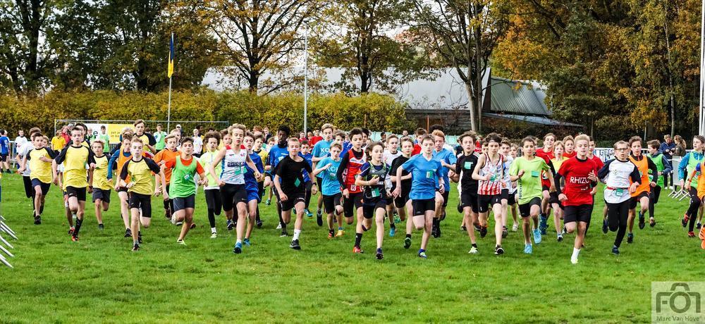 MOEV - Vlaams Kampioenschap veldlopen in Sint-Niklaas