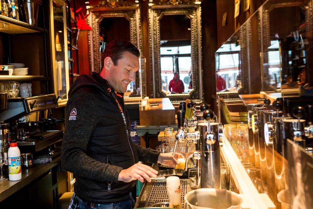 Bras Café - Sander Duboccage.