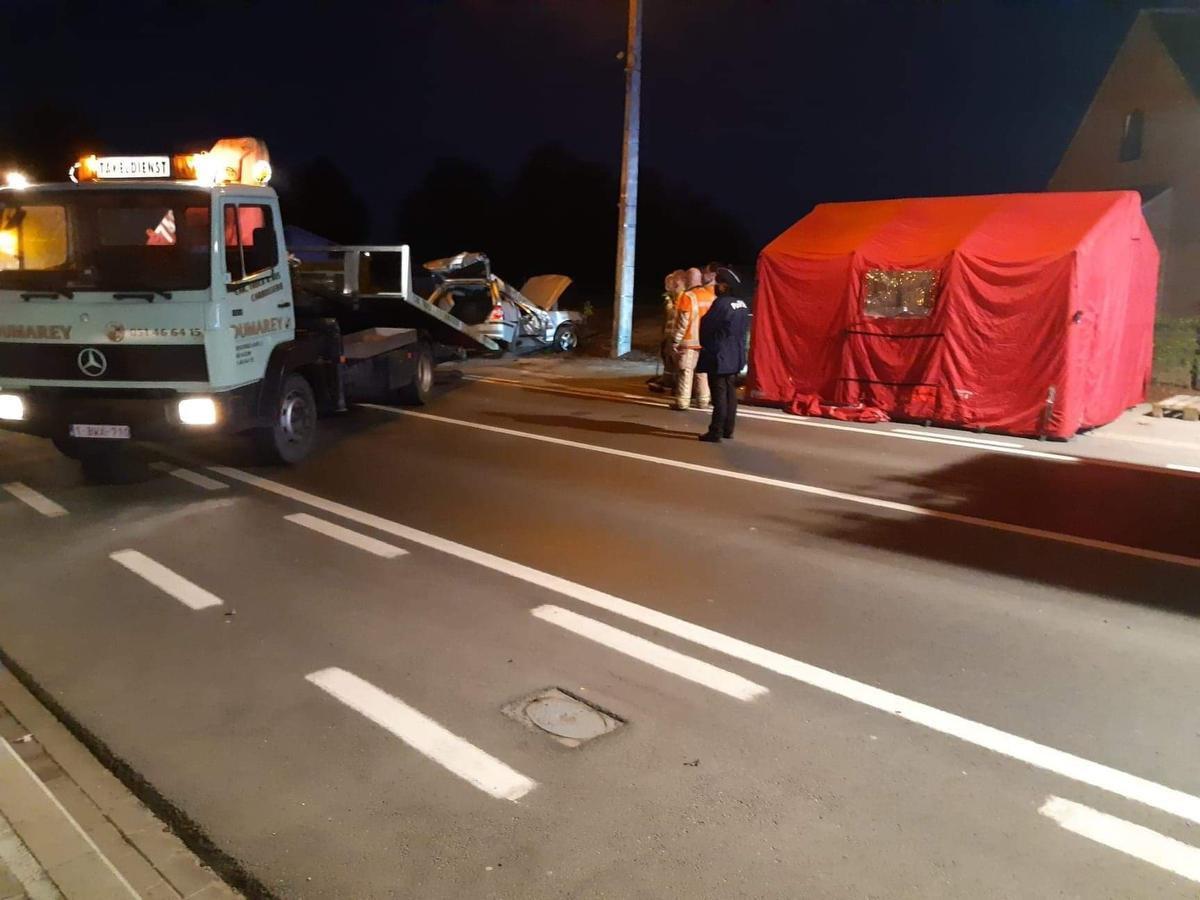 Poolse twintiger sterft bij zwaar verkeersongeval