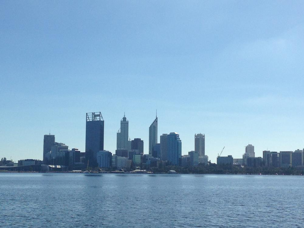 Kris Borgraeve en Els in Australië: