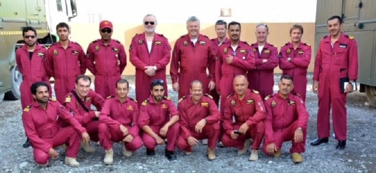 Danny Croon was ruim elf jaar aan de slag in Oman.