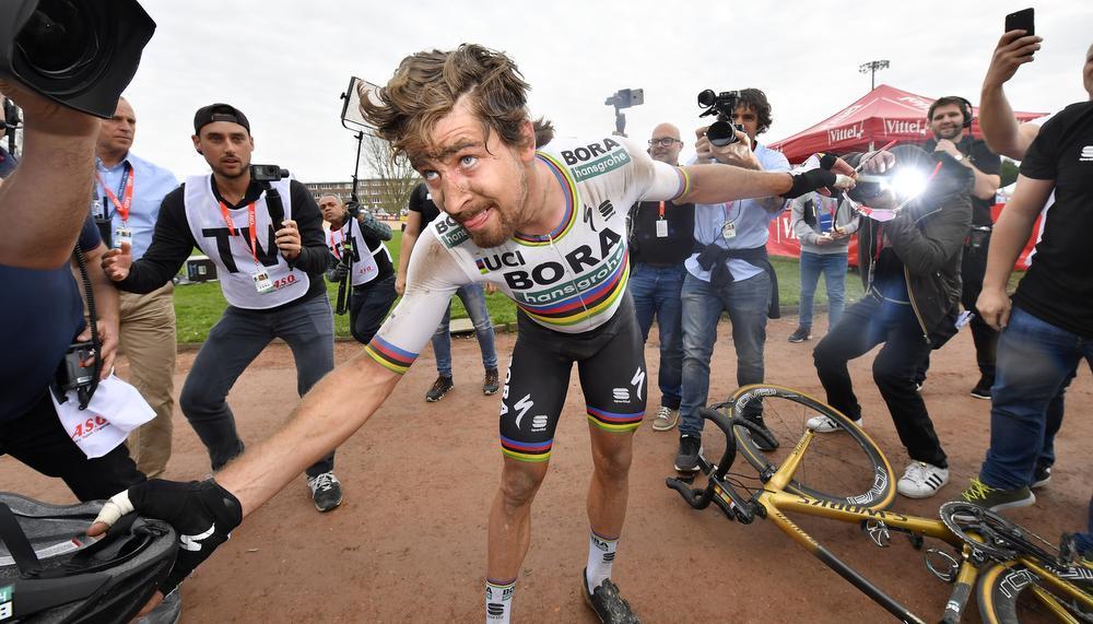 Peter Sagan wint zijn eerste Roubaix, Sep Vanmarcke is zesde