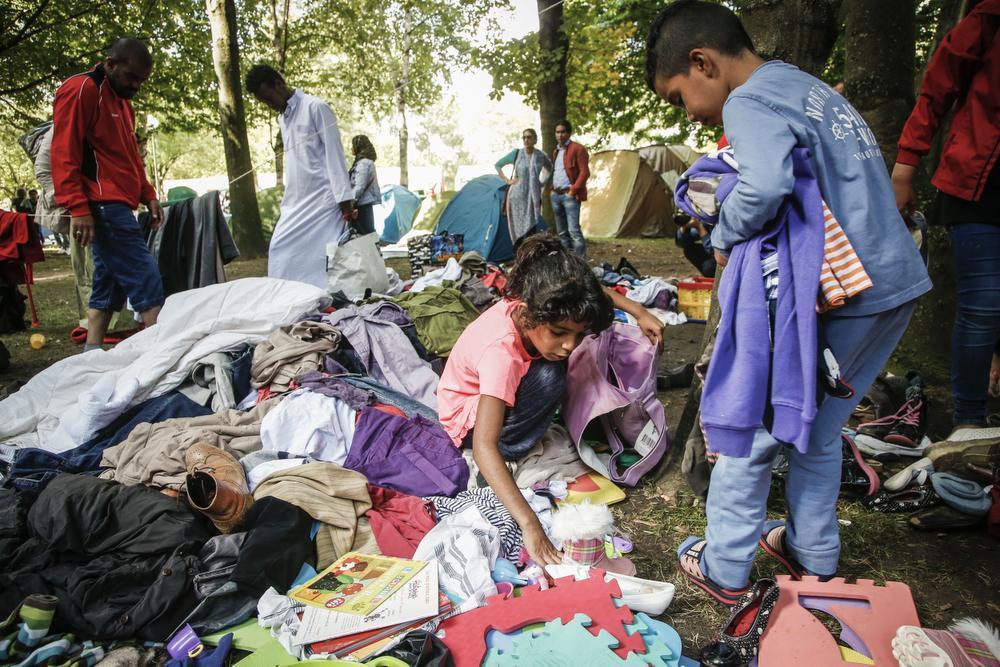 N-VA Roeselare over plan om 600 vluchtelingen op te vangen :