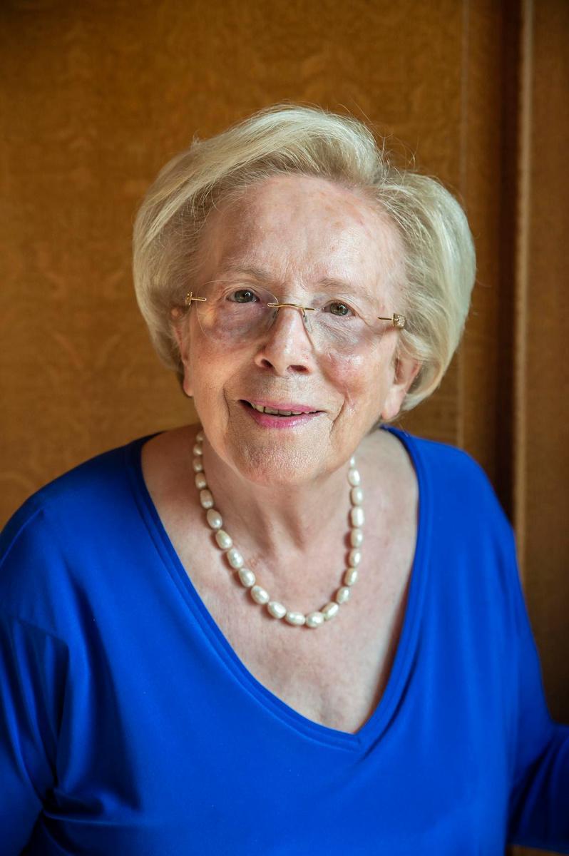 Irene Verstraete. (foto SB)