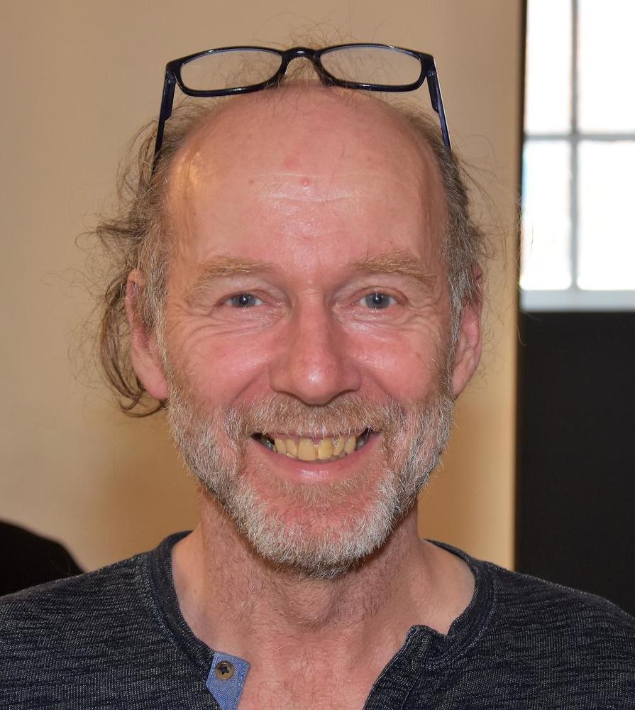 Theatermaker Lucas Vandenbussche: