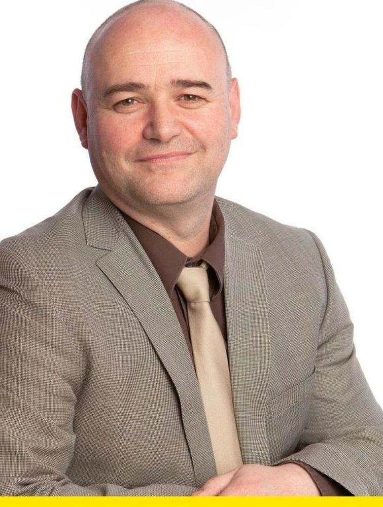 Kurt Ravyts : na jarenlang werk op de achtergrond straks allicht in een eersterangsrol in de Kamer.