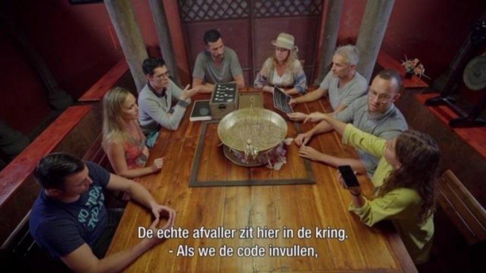 Molwatcher Marc Denys houdt vol: Kaat is de Mol!