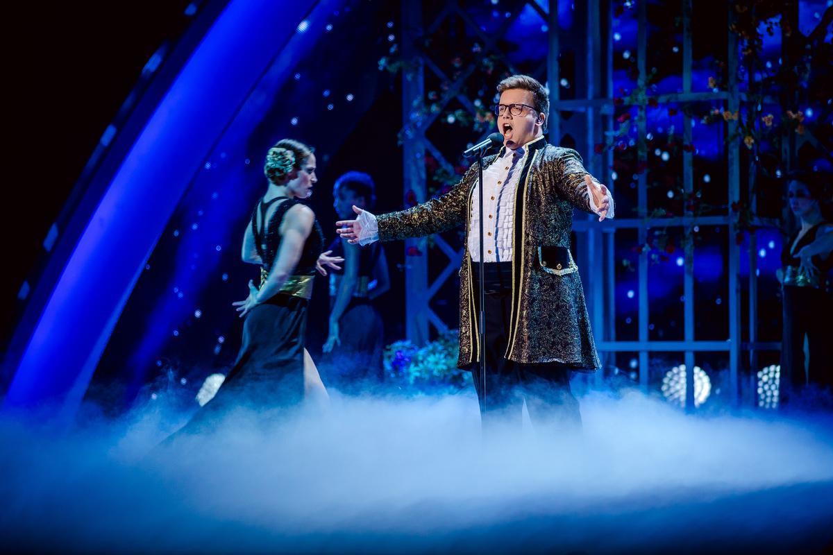 Vier jaar geleden schitterde Timothy nog in Belgium's Got Talent.