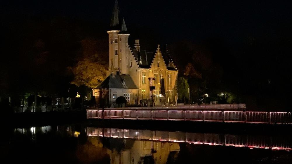 VIDEO: Wintergloed getest in Brugge