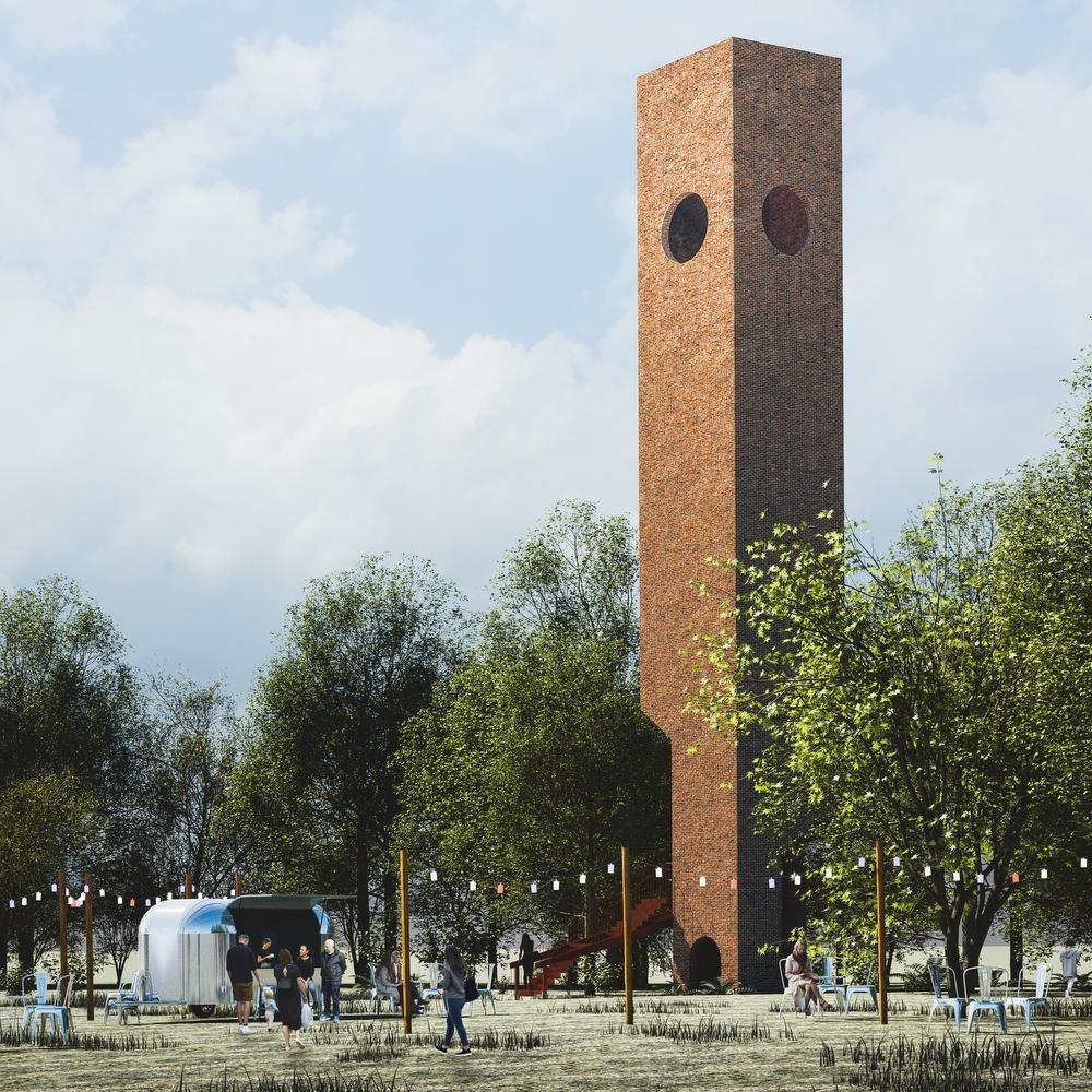 Uitkijktoren in Bergmolenbos moet klaar zijn tegen 2021
