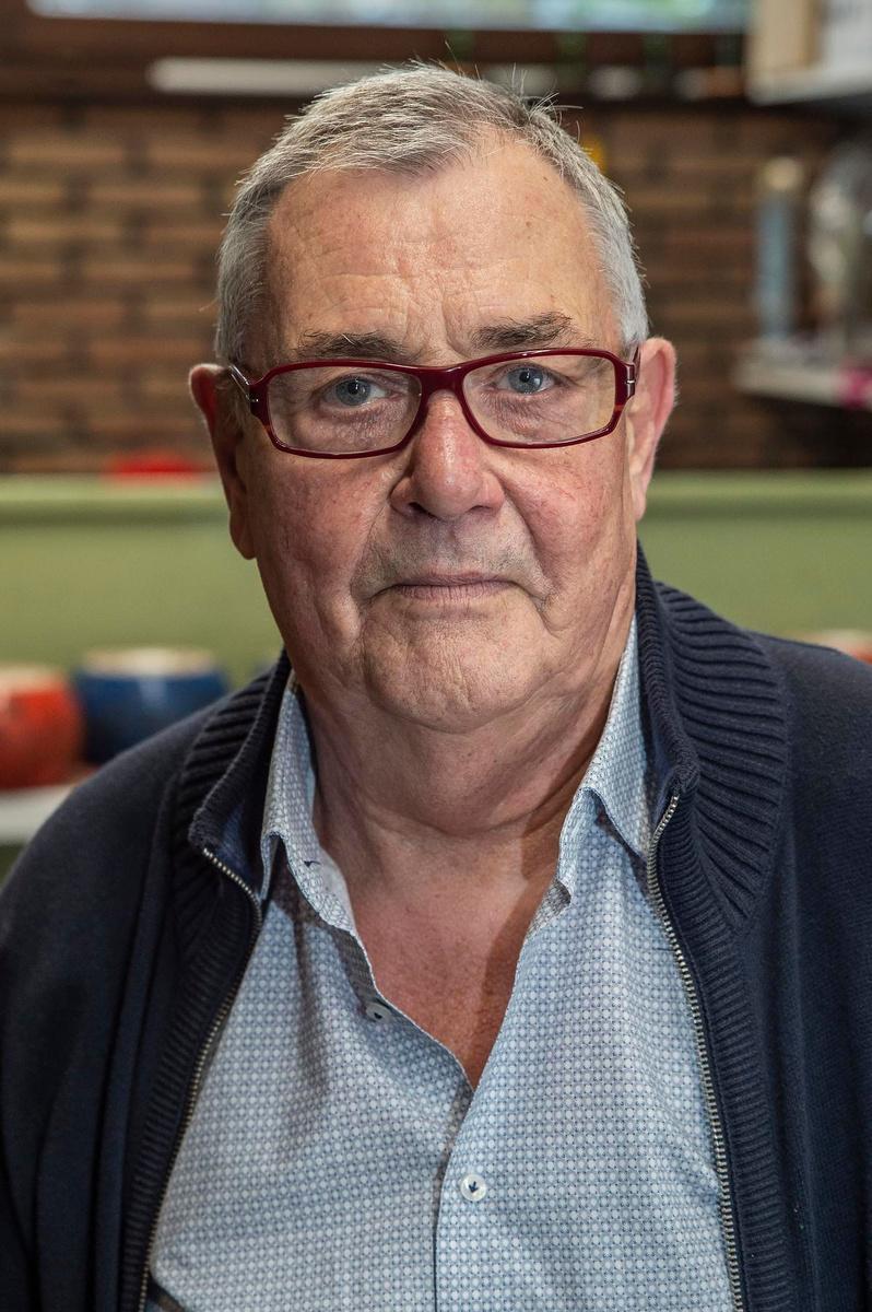 Lucien Vanderhaegen. (foto SB)