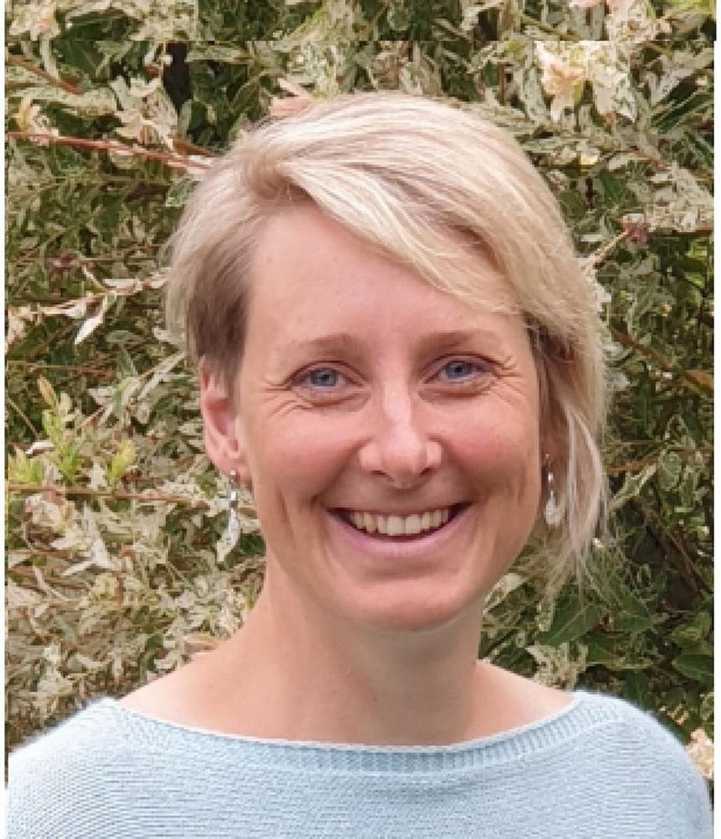 De nieuwe directeur van VBS De Bosbes: Jente Hugaert.