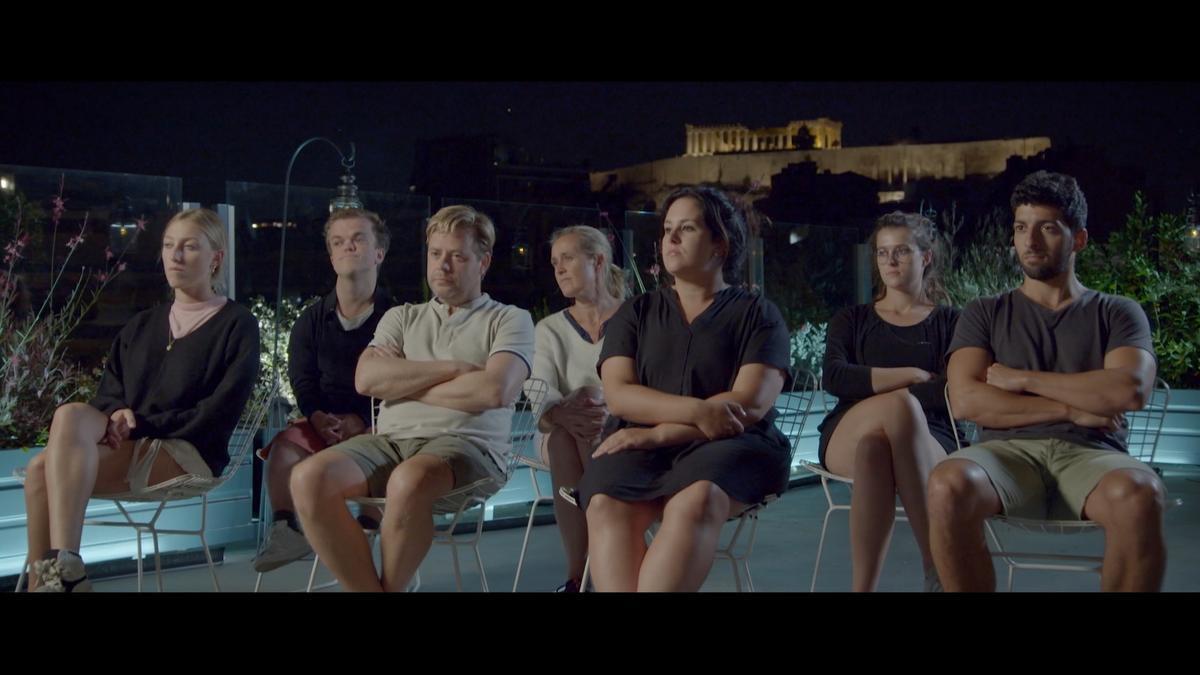 Griekenland vakantieland, maar niet voor de Mol (en Laure)