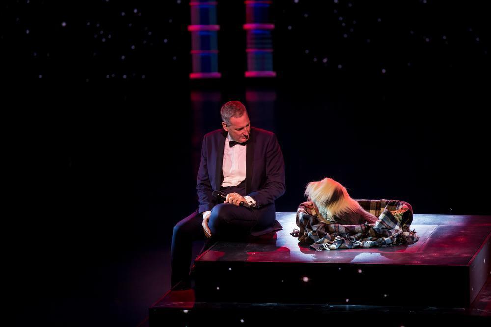 Nog iets meer dan 70 afscheidsshows en dan verdwijnt Gert Verhulst definitief van het toneel.