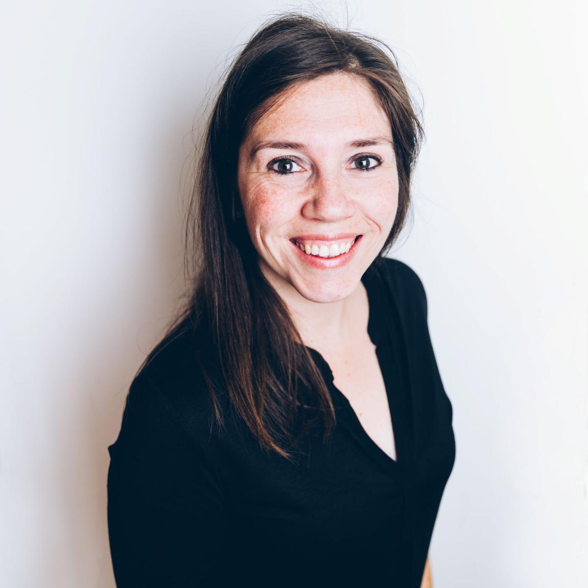 Cynthia Coulier van Open Bedrijvendag.
