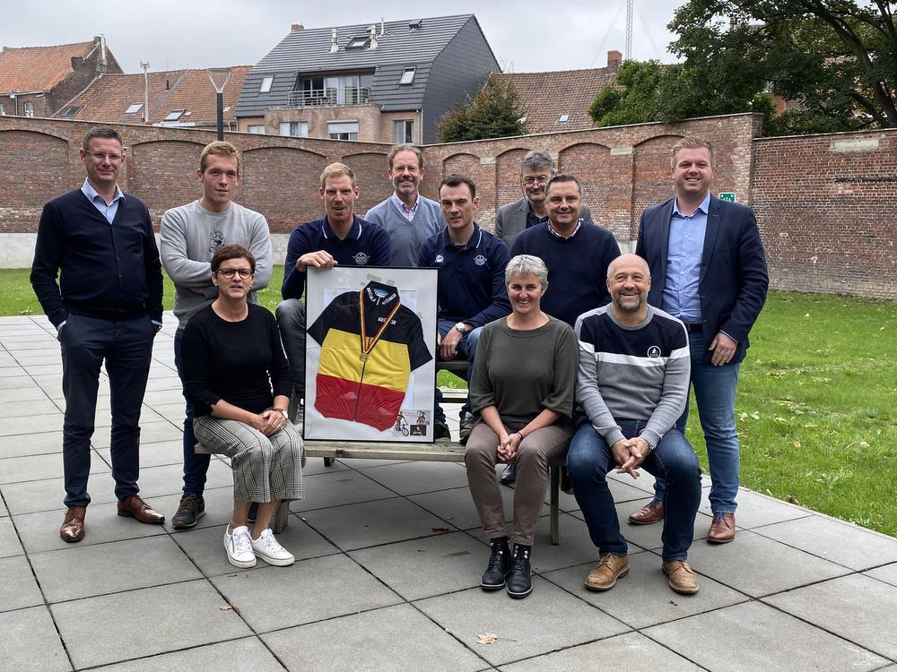 Izegem en Ingelmunster organiseren (samen) Belgisch kampioenschap tijdrijden en op de weg