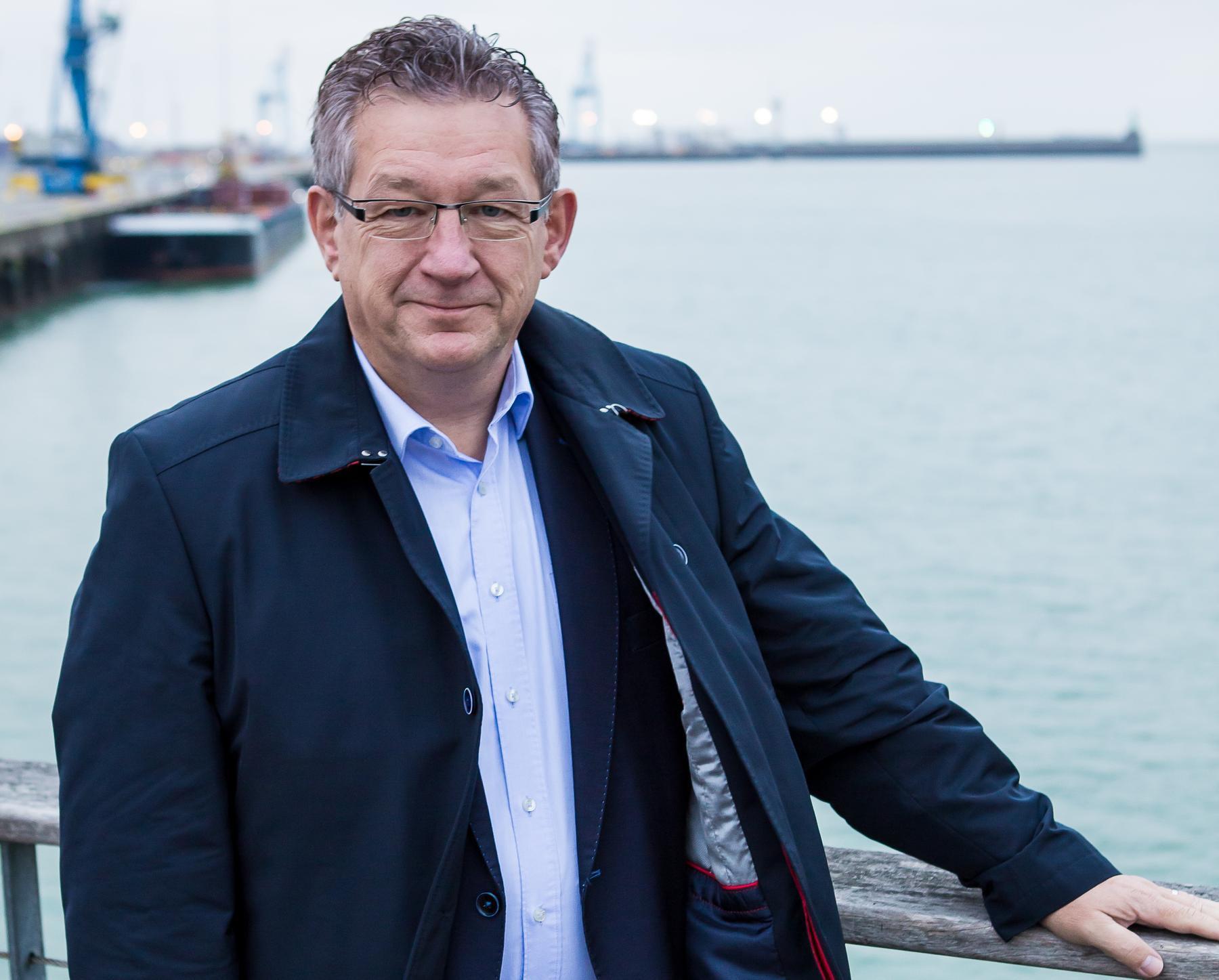 Inwoners van Zeebrugge hebben strand tijdens coronacrisis voor zich alleen