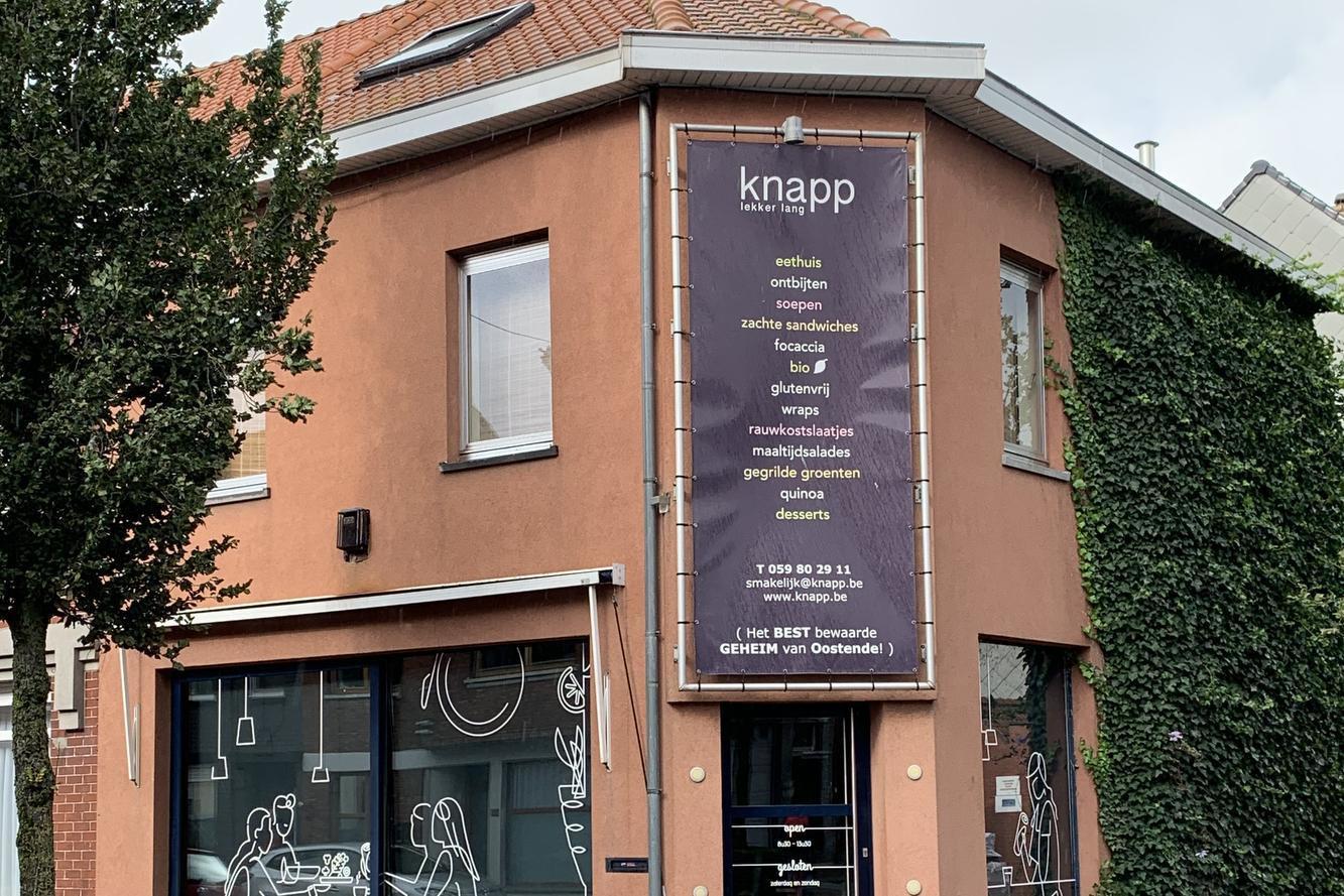 De zaak ligt in de wijk Konterdam.