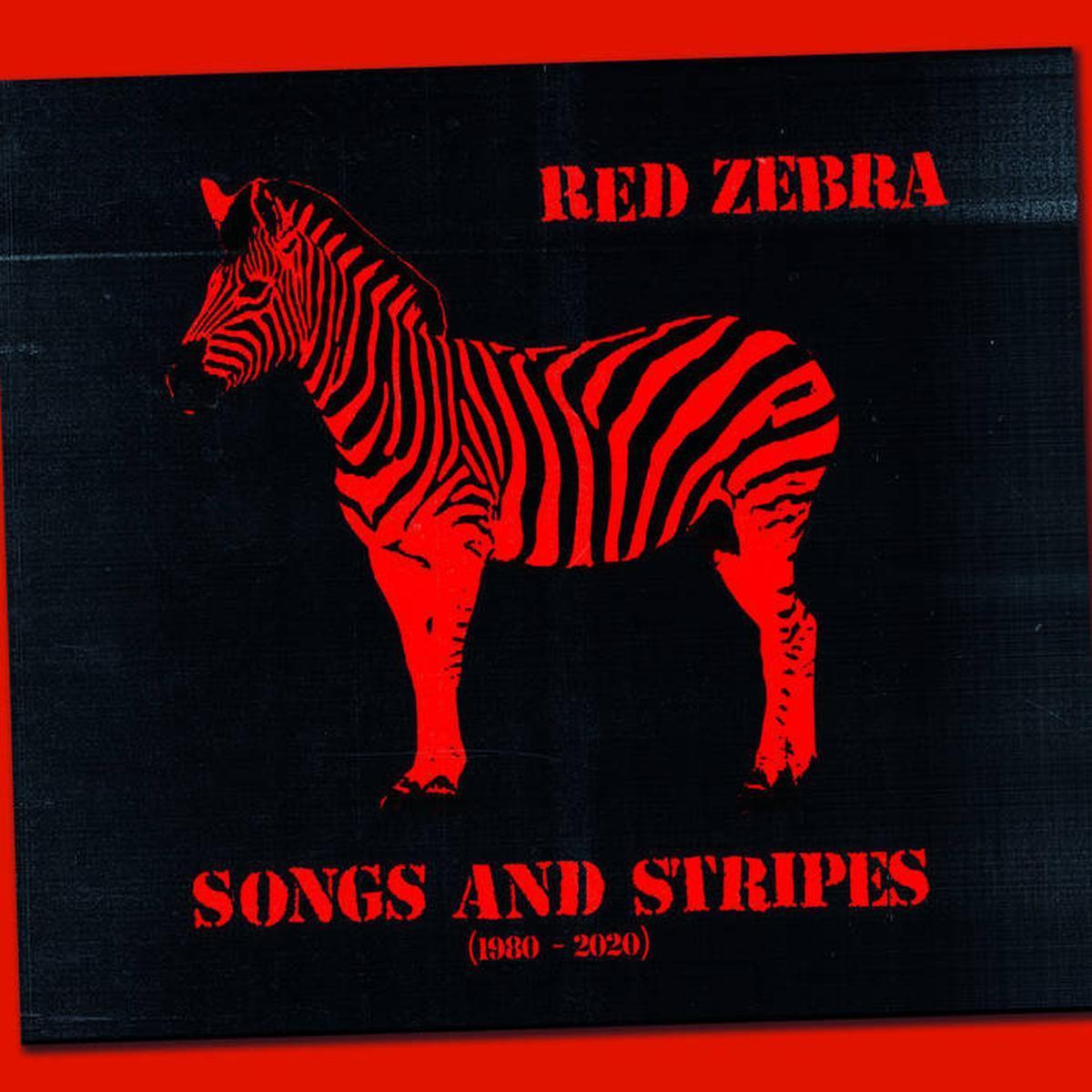 Nieuwe verzamelcd punkformatie Red Zebra met Brugse live opnames