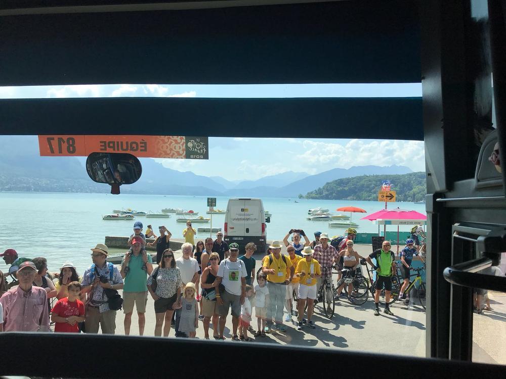 Le Tour de Pong (14) - dinsdag 17 juli: