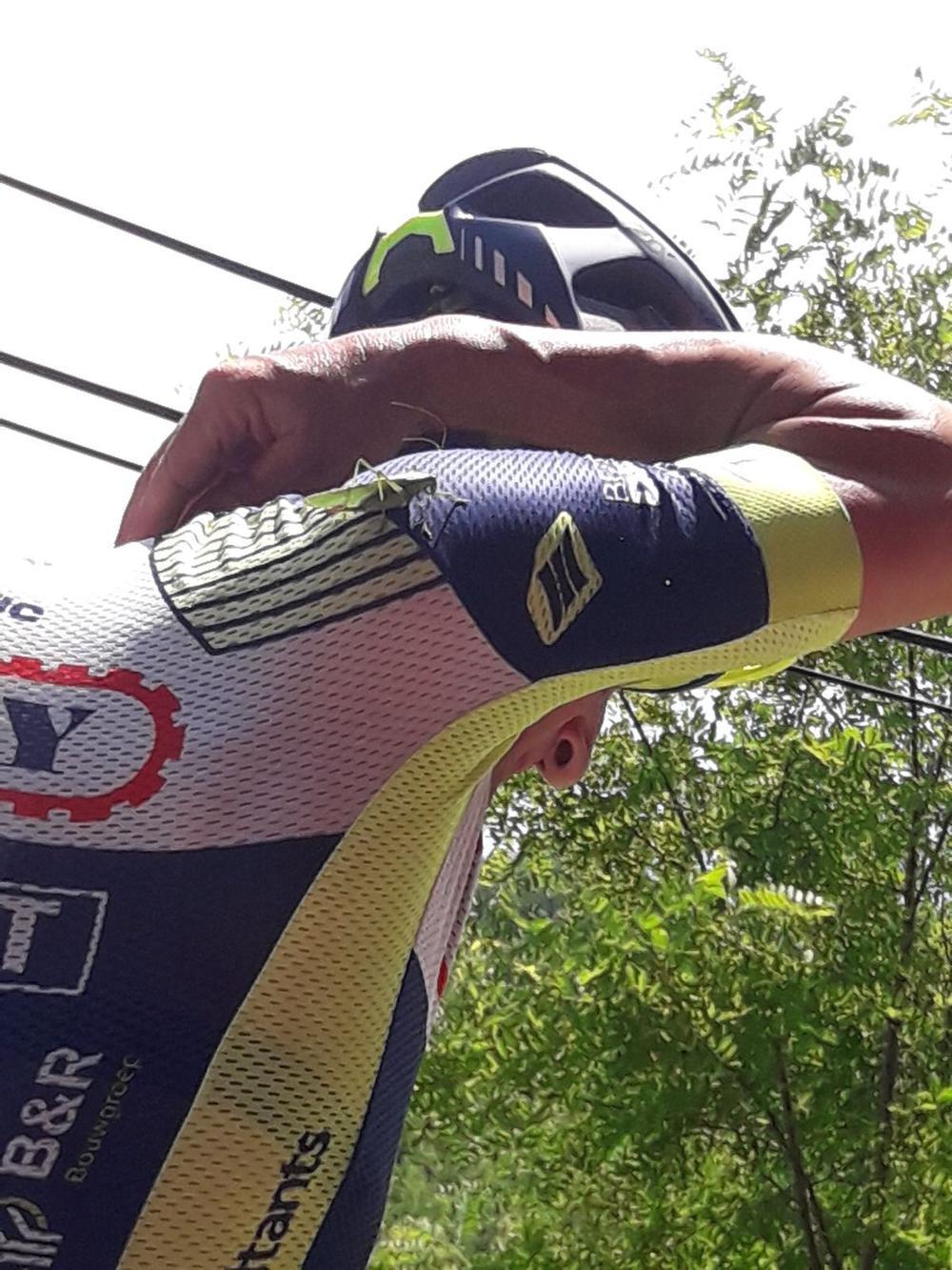 Le Tour de Pong (22) - woensdag 25 juli:
