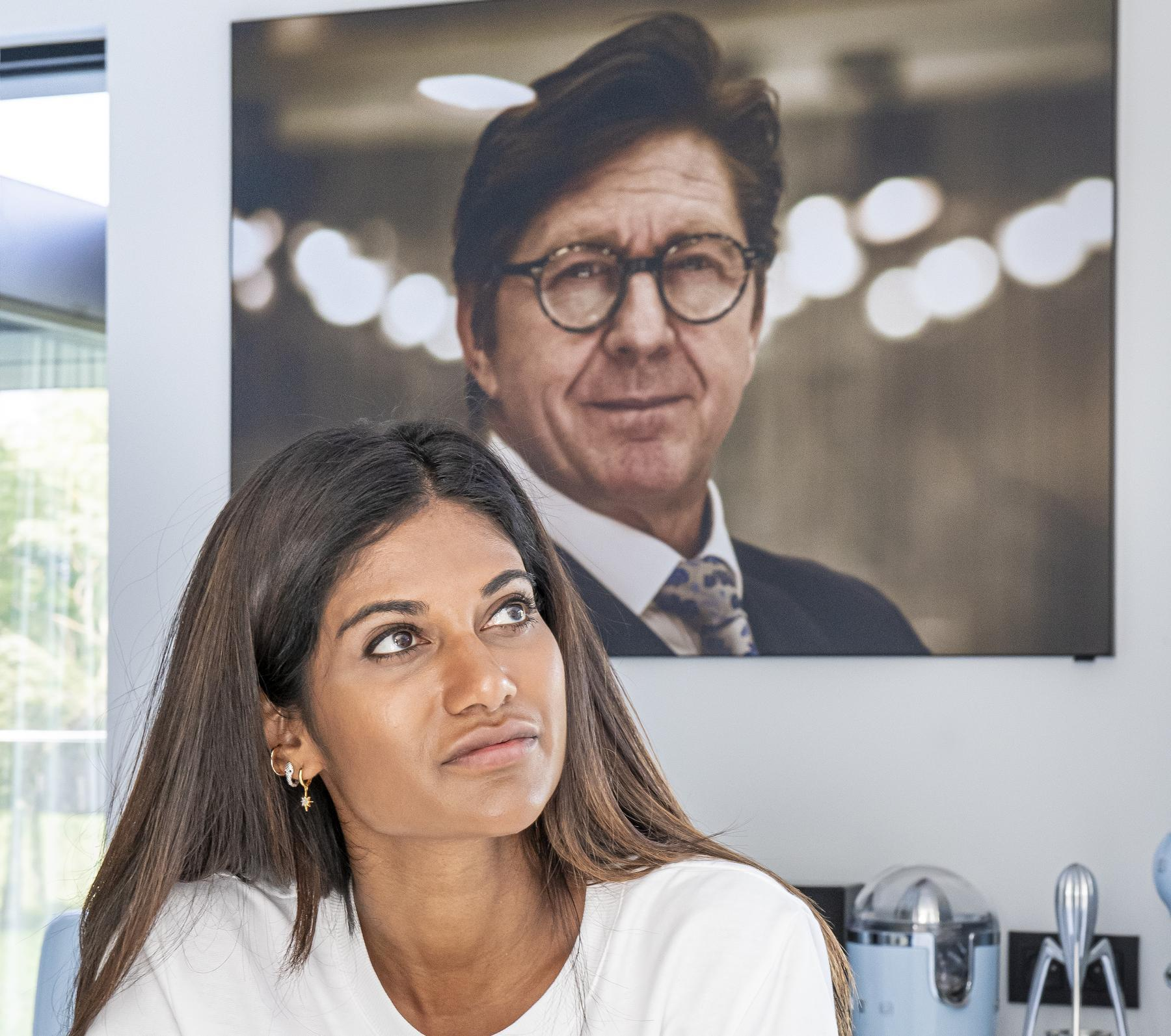Aisha Van Zele openhartig na overlijden van partner Philip Cracco:
