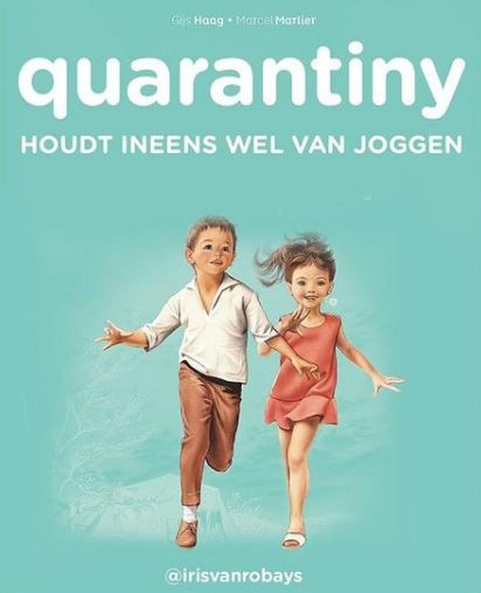 'Quarantiny' scoort op sociale media en is op-en-top West-Vlaams