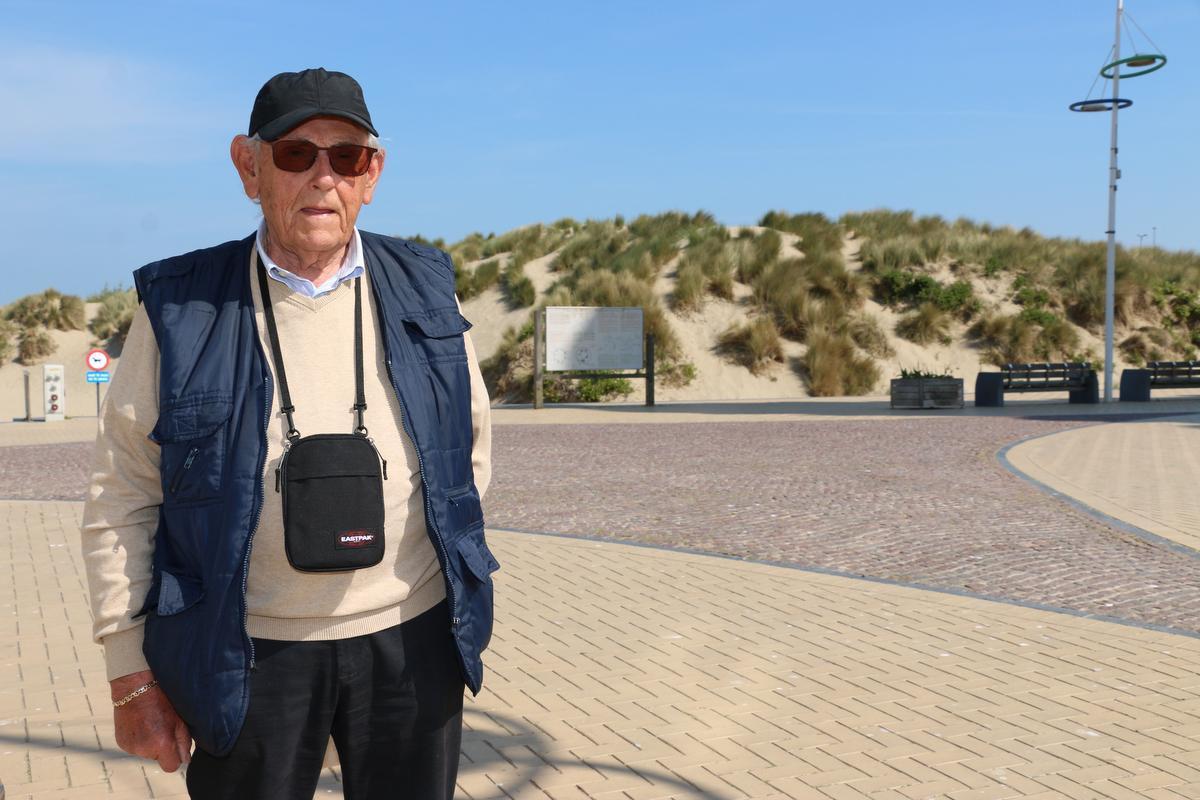 Zeebruggenaar André Carton: