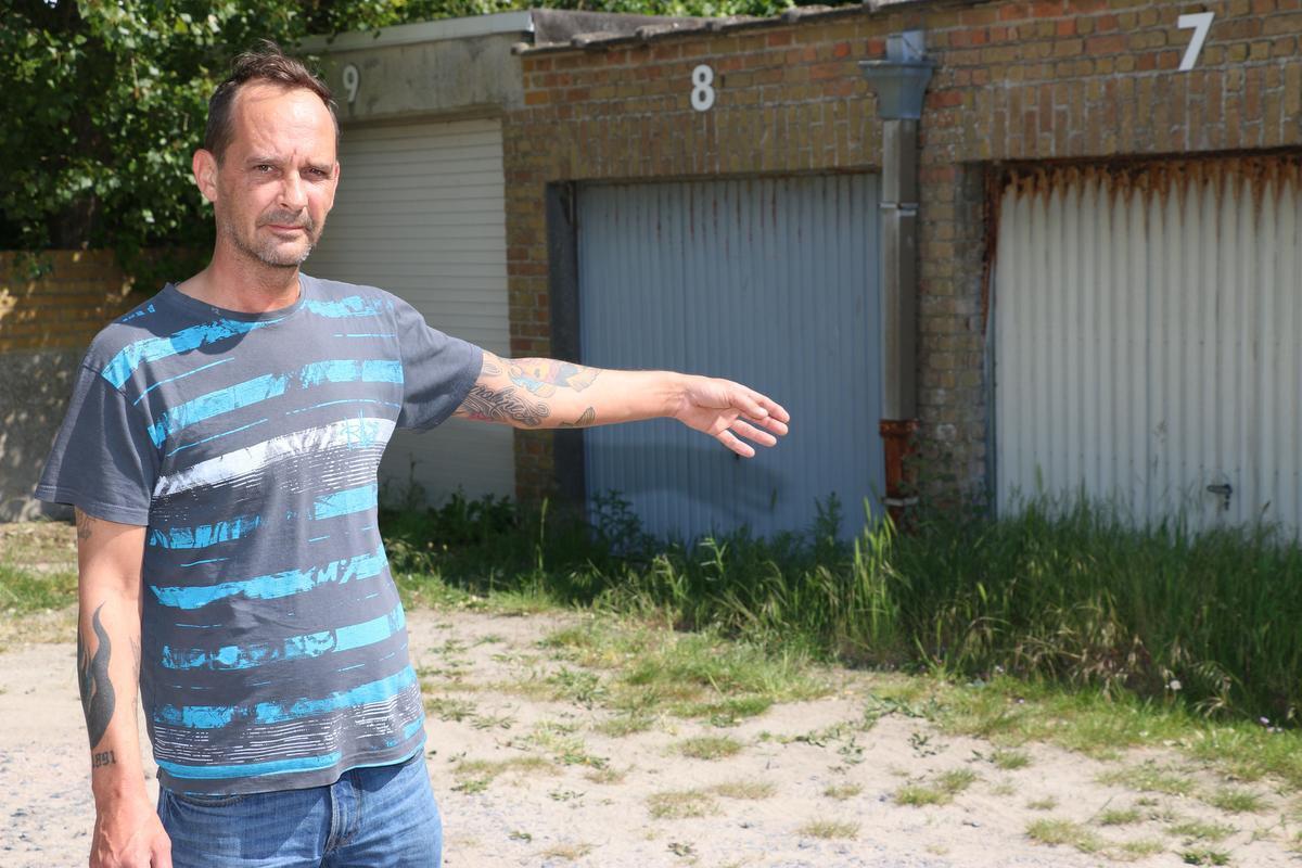 Zeebruggenaar Thierry Meerschaert: