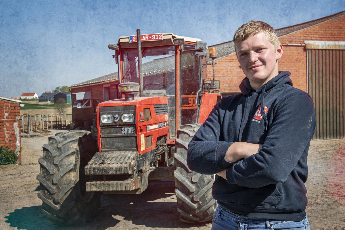 KLJ-voorzitter Thijs moet zijn jeugdbeweging missen: