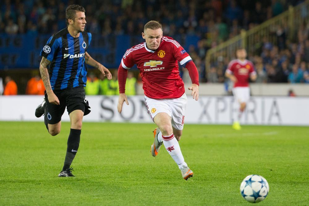 In 2015 ging Club Brugge nog twee keer onderuit tegen Manchester United. Wayne Rooney scoorde in Jan Breydel drie keer.