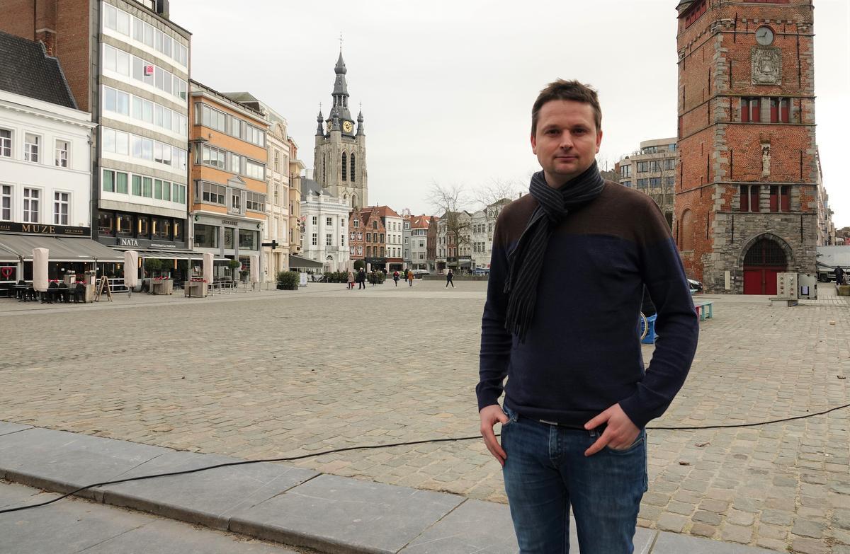 Schepen Arne Vandendriessche hoopt met een speciale werkgroep te kunnen bijsturen waar nodig.