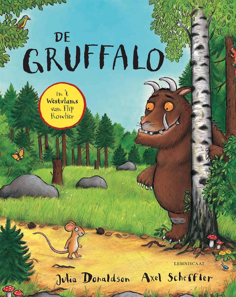 Flip Kowlier geeft legendarisch kinderboek 'De Gruffalo' een West- Vlaamse stem