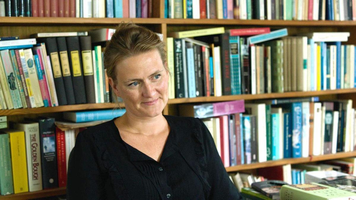 Ruth Joos.