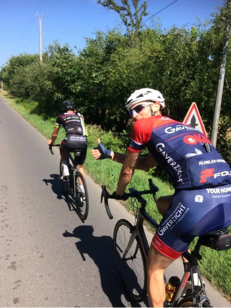 A ride for Alain (7): 3.500 calorieën verbrand op Bretoense wegen!