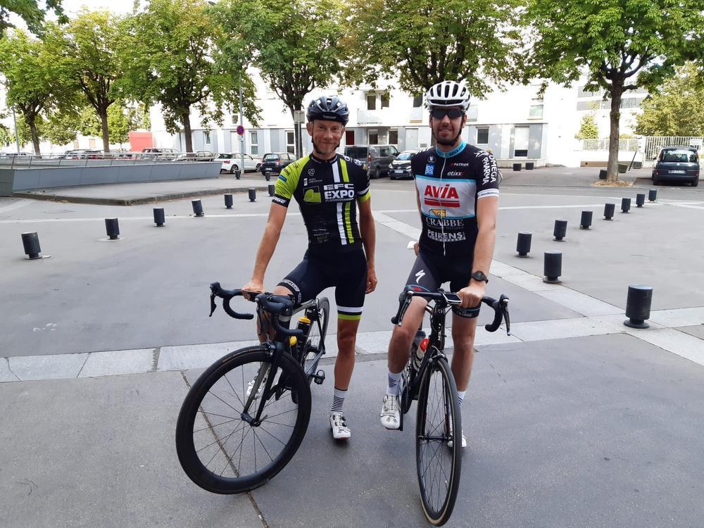 A ride for Alain (22): Wandelen naar het restaurant doet al pijn aan mijn benen