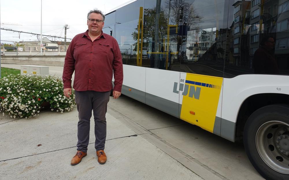 Gemeenteraadslid Matti Vandemaele (Groen) vindt het welletjes geweest met de weigeringen van Fluvia.