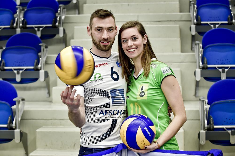 Stijn Dejonckheere en Celine Platteeuw zijn elkaar niet veel.
