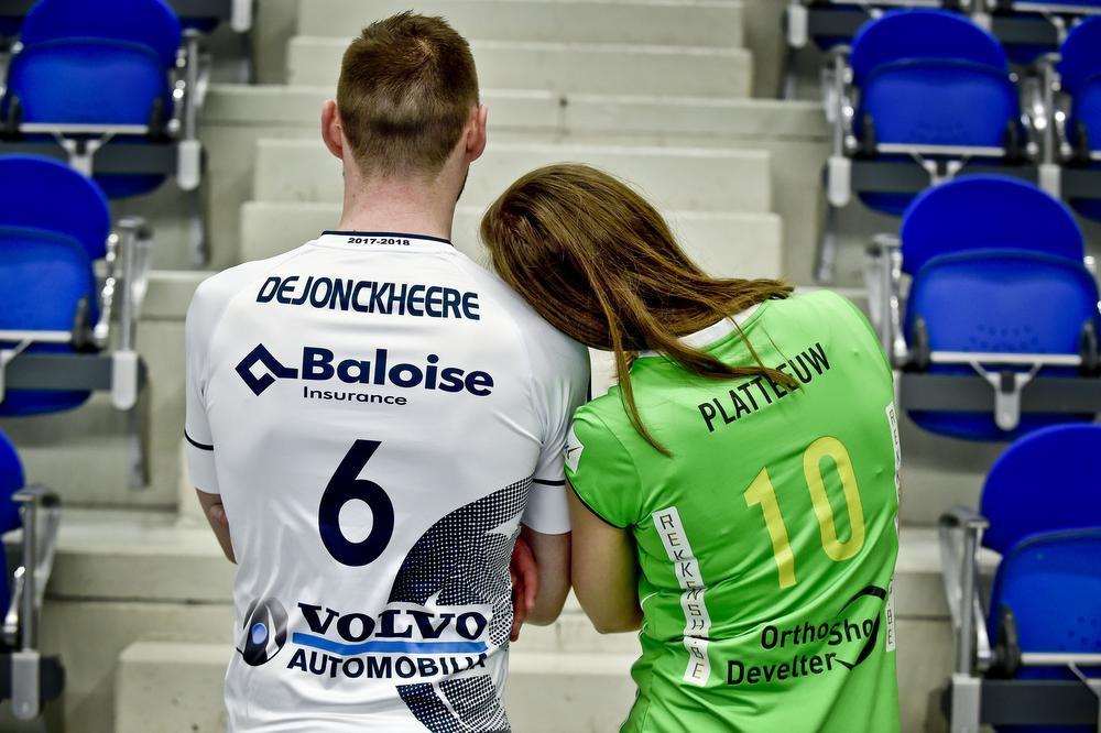 Stijn Dejonckheere en Celine Platteeuw: