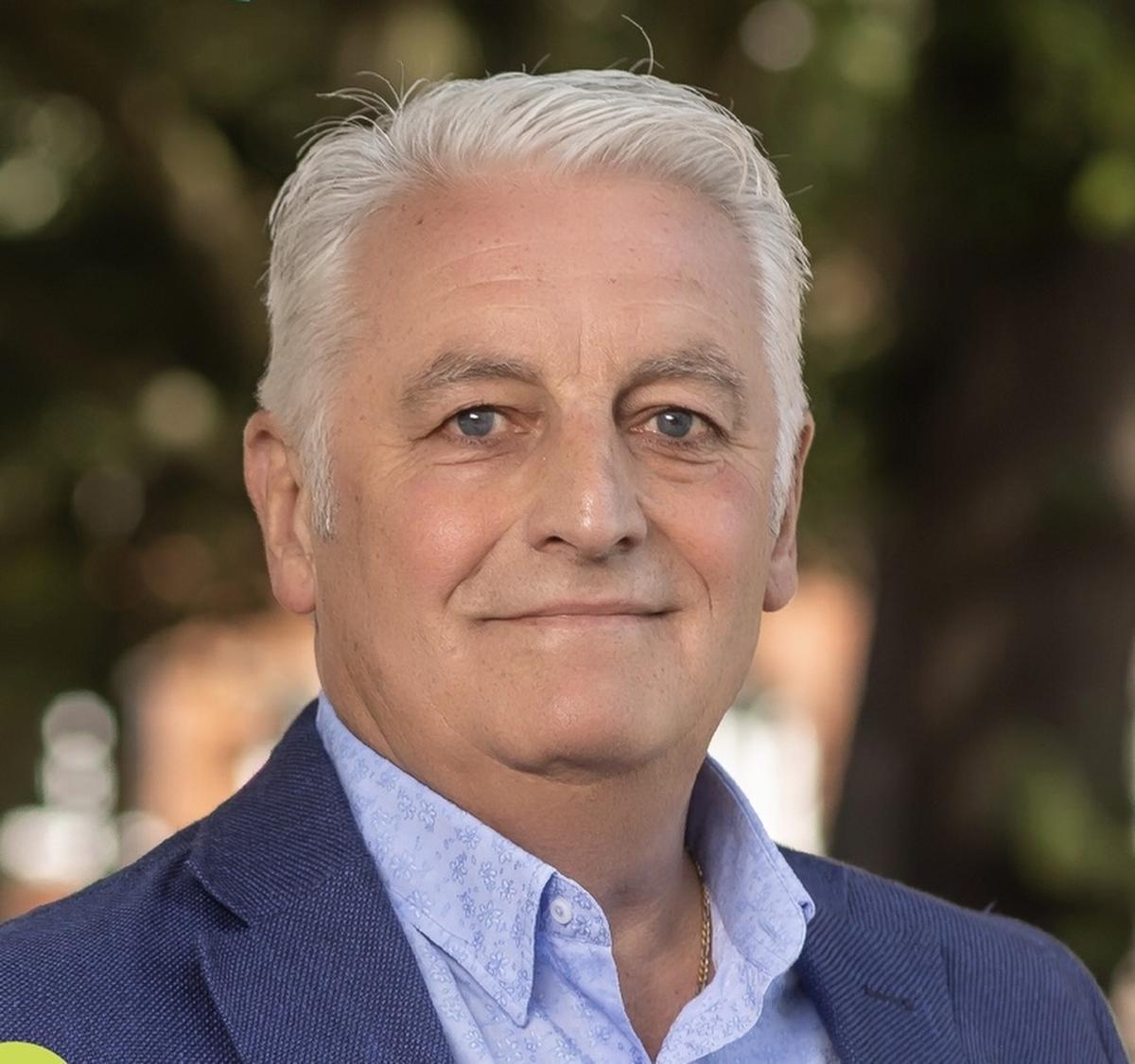 Gemeenteraadslid Philippe Avijn.